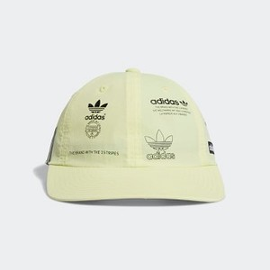 Mens Originals Stamp Strap-Back Hat [아디다스 볼캡] Yellow (CL5230)