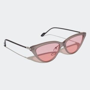 Originals AOK006 Sunglasses [아디다스 선글래스] Grey/Silver Metallic/Mystery Ruby (CK4095)