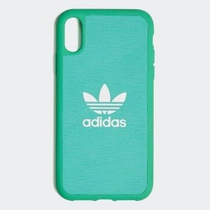 Originals Molded Case iPhone XR 6.1-inch [아디다스 아이폰케이스] Hi-Res Green/White (CL4888)