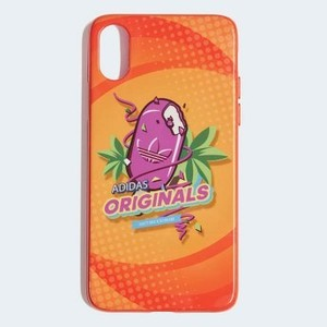 Originals Bodega Molded Case iPhone XS [아디다스 아이폰케이스] True Orange (CM1502)