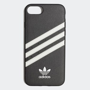 Originals Molded Case iPhone 8 [아디다스 아이폰케이스] Black/White (CK6169)