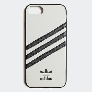 Originals Molded Case iPhone 8 [아디다스 아이폰케이스] White/Black (CK6172)