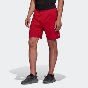 Mens Training 4KRFT 360 Climachill 3-Stripes 8-Inch Shorts [아디다스 반바지] Active Maroon (EC2836)