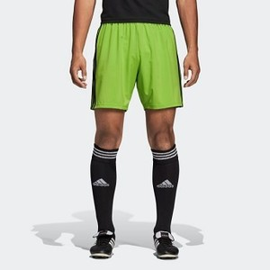 Mens Soccer Condivo 18 Shorts [아디다스 반바지] Semi Solar Green/Black (DP5368)