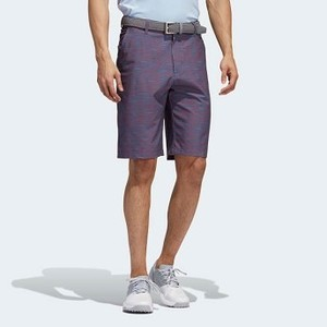 Mens Golf Ultimate365 Dash Print Shorts [아디다스 반바지] Tech Ink (DX4785)