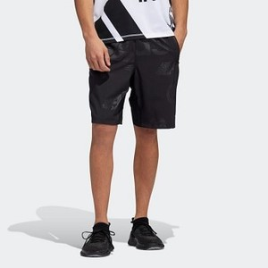 Mens Training 4KRFT Daily Press 10-Inch Shorts [아디다스 반바지] Black (DZ7400)