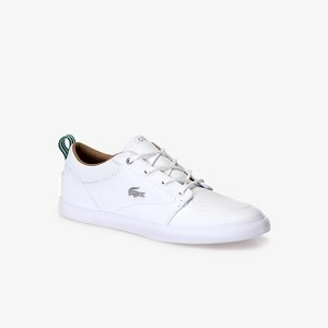 Mens Bayliss Sneaker [라코스테 운동화] WHITE/WHITE-21G (Selected colour) (37CMA0073)