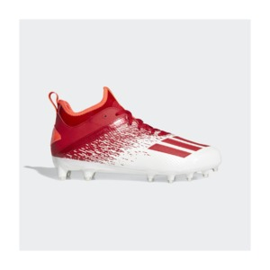 [해외]Adizero Scorch Cleats [아디다스 축구화] Cloud White / Team Power Red / Solar Red (FW4085)