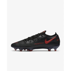 Nike Phantom GT Elite FG Black/Dark Smoke Grey/Chile Red (CK8439-060)