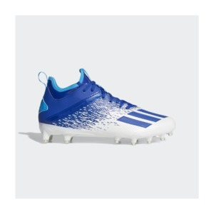 [해외]Adizero Scorch Cleats [아디다스 축구화] Cloud White / Royal Blue / Cloud White (FW4086)