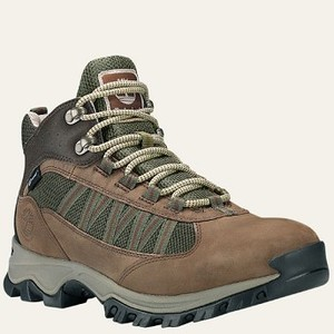 [해외] Timberland Mens Mt. Maddsen Lite Mid Waterproof Hiking Boots [팀버랜드 부츠] Dark Brown Full-Grain (A1L3X931)