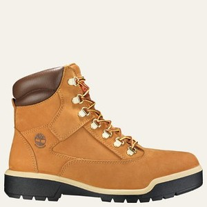 [해외] Timberland Mens Limited Release Extra Cheese Waterproof 6-Inch Field Boots [팀버랜드 부츠] Wheat Waterbuck (A1RCO231)