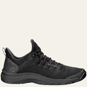 [해외] Timberland Men's FlyRoam™ Trail Mixed-Media Sneakers [팀버랜드 부츠] Black Full-Grain/Mesh (A1NZR001)