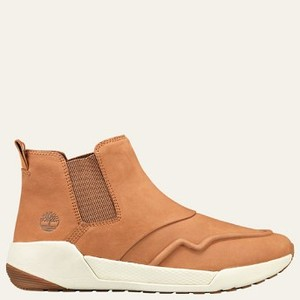 [해외] Timberland Womens Kiri Up Leather Sneaker Boots [팀버랜드 부츠] Rust Nubuck (A1SX9220)