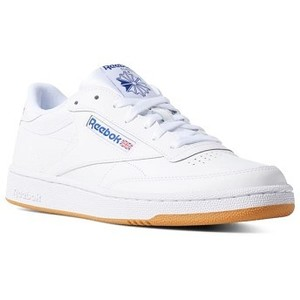 [해외] Club C 85 [리복 운동화] White/Royal/Gum (AR0459)