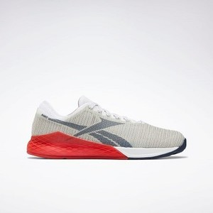[해외] 리복 Nano 9 [리복 운동화] White/Primal Red/Collegiate Navy (EG3307)