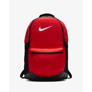 [해외] Nike Brasilia [나이키 백팩] University Red/Black/White (BA5329-657)