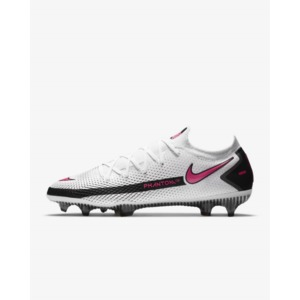 Nike Phantom GT Elite FG White/Black/Pink Blast (CK8439-160)