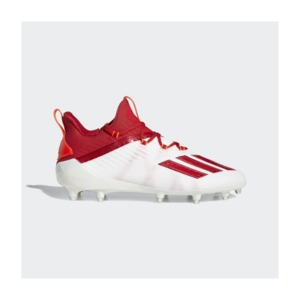[해외]Adizero Cleats [아디다스 축구화] Cloud White / Team Power Red / Solar Red (EF3471)