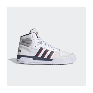 [해외]Entrap Mid Shoes [아디다스운동화] Cloud White / Collegiate Navy / Vivid Red (FY6621)