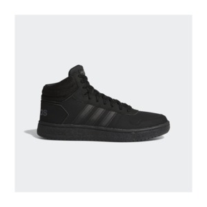 [해외]Hoops 2.0 Mid Shoes [아디다스운동화] Core Black / Core Black / Grey Six (FV7229)